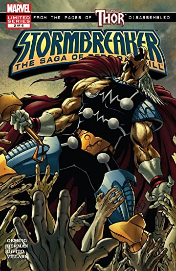 Stormbreaker: The Saga Of Beta Ray Bill #2 (of 6)