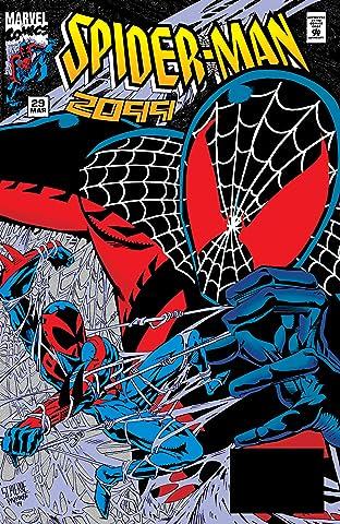 Spider-Man 2099 (1992-1996) #29