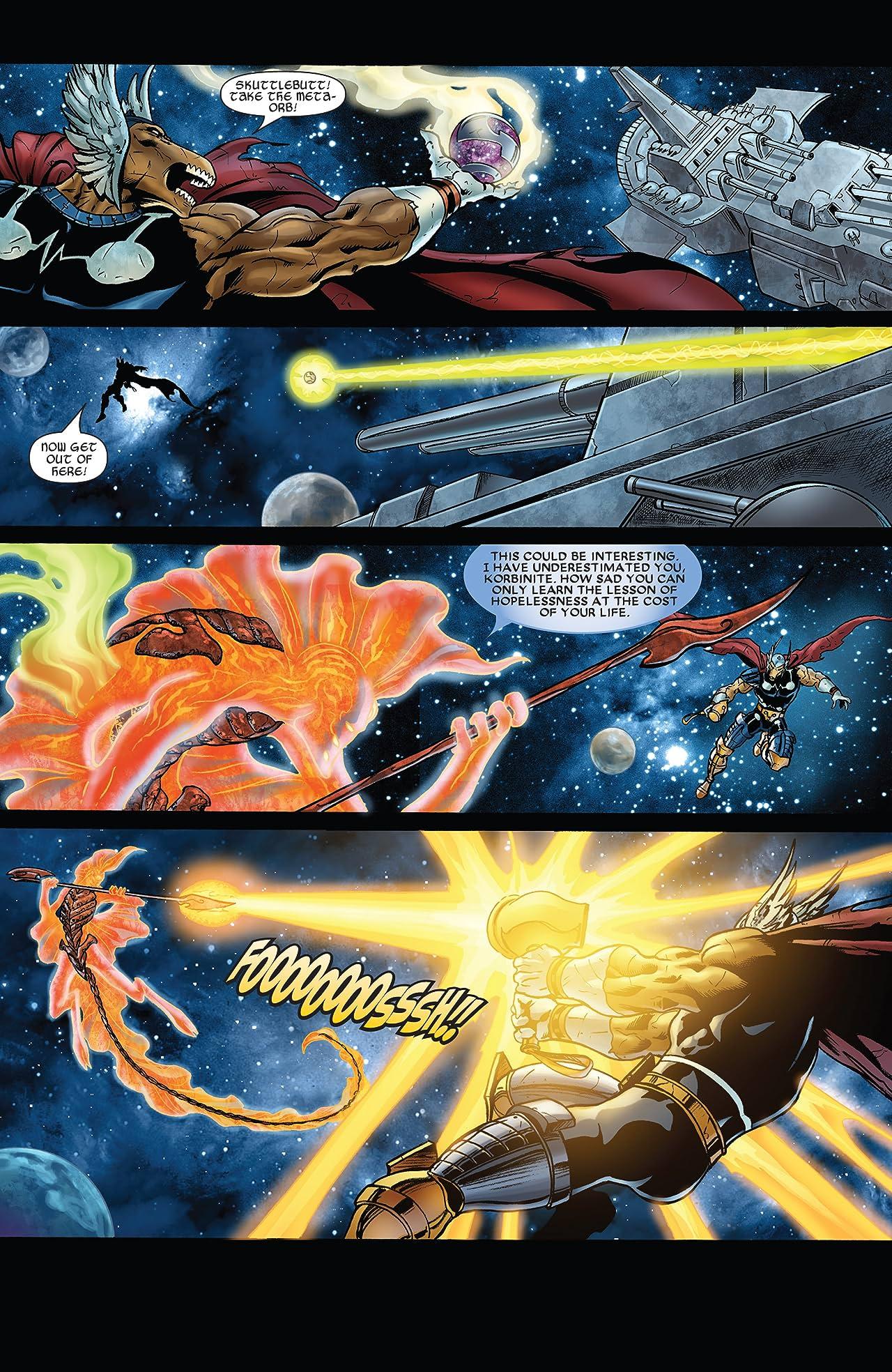 Stormbreaker: The Saga Of Beta Ray Bill #3 (of 6)
