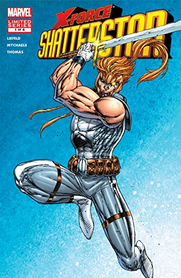 X-Force: Shatterstar (2005) #1