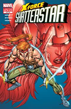 X-Force: Shatterstar (2005) #2