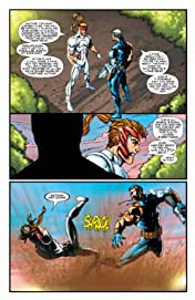 X-Force: Shatterstar (2005) #3