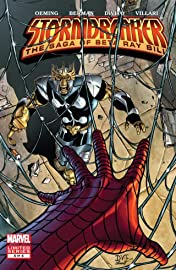 Stormbreaker: The Saga Of Beta Ray Bill #6 (of 6)