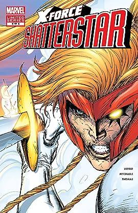 X-Force: Shatterstar (2005) #4