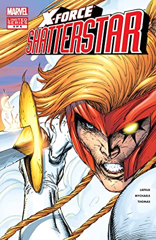 X-Force: Shatterstar (2005) #4