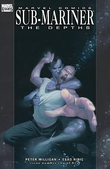 Sub-Mariner: The Depths #2 (of 5)