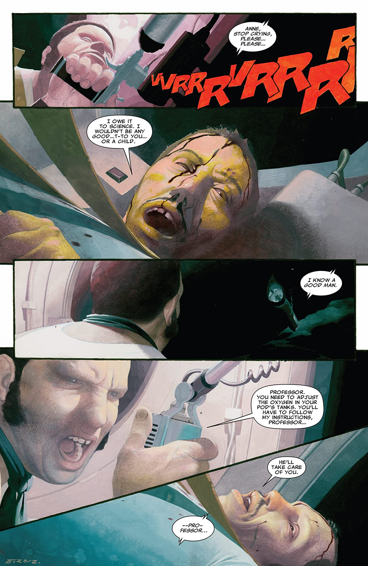 Sub-Mariner: The Depths #3 (of 5)