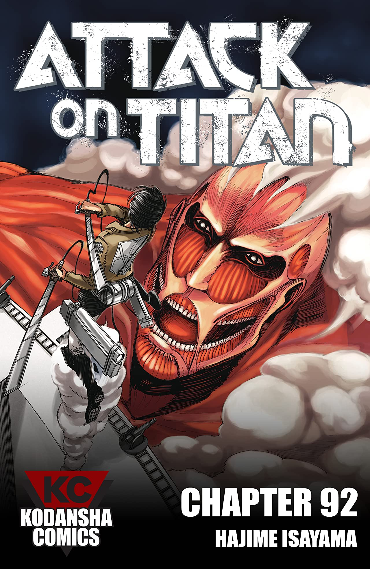 Attack on Titan #92