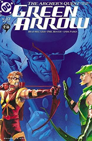 Green Arrow (2001-2007) No.17