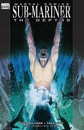 Sub-Mariner: The Depths #5 (of 5)