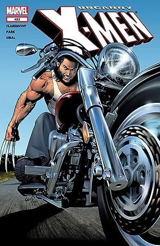 Uncanny X-Men (1963-2011) #453