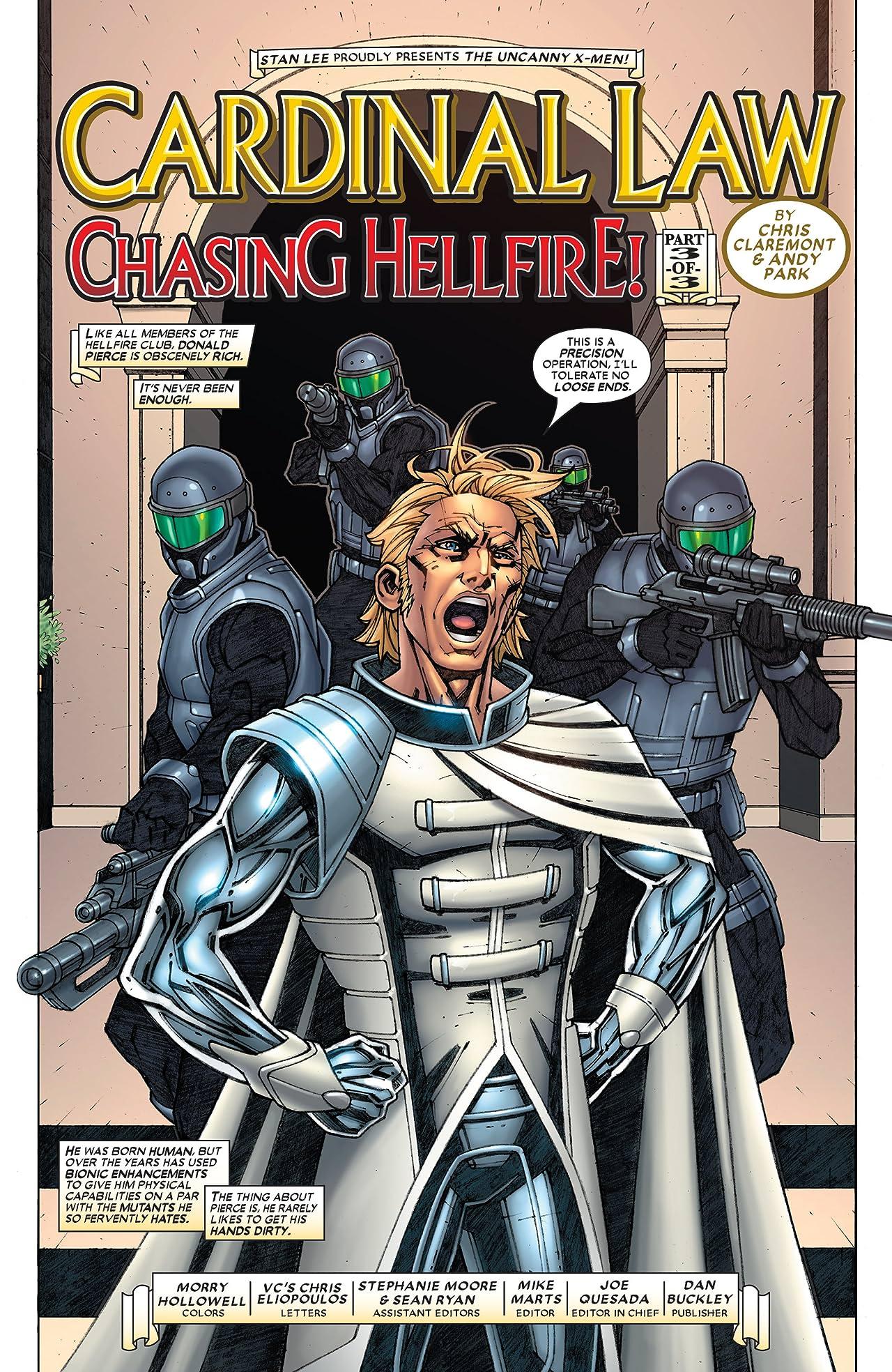 Uncanny X-Men (1963-2011) #454