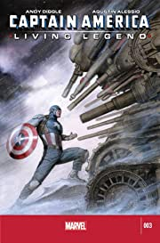 Captain America: Living Legend #3
