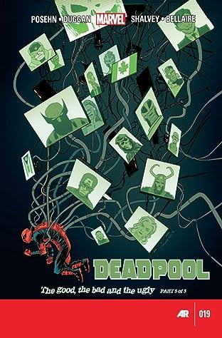 Deadpool (2012-2015) No.19