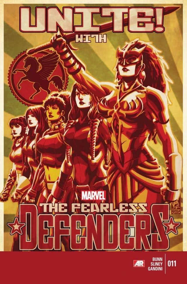 Fearless Defenders #11