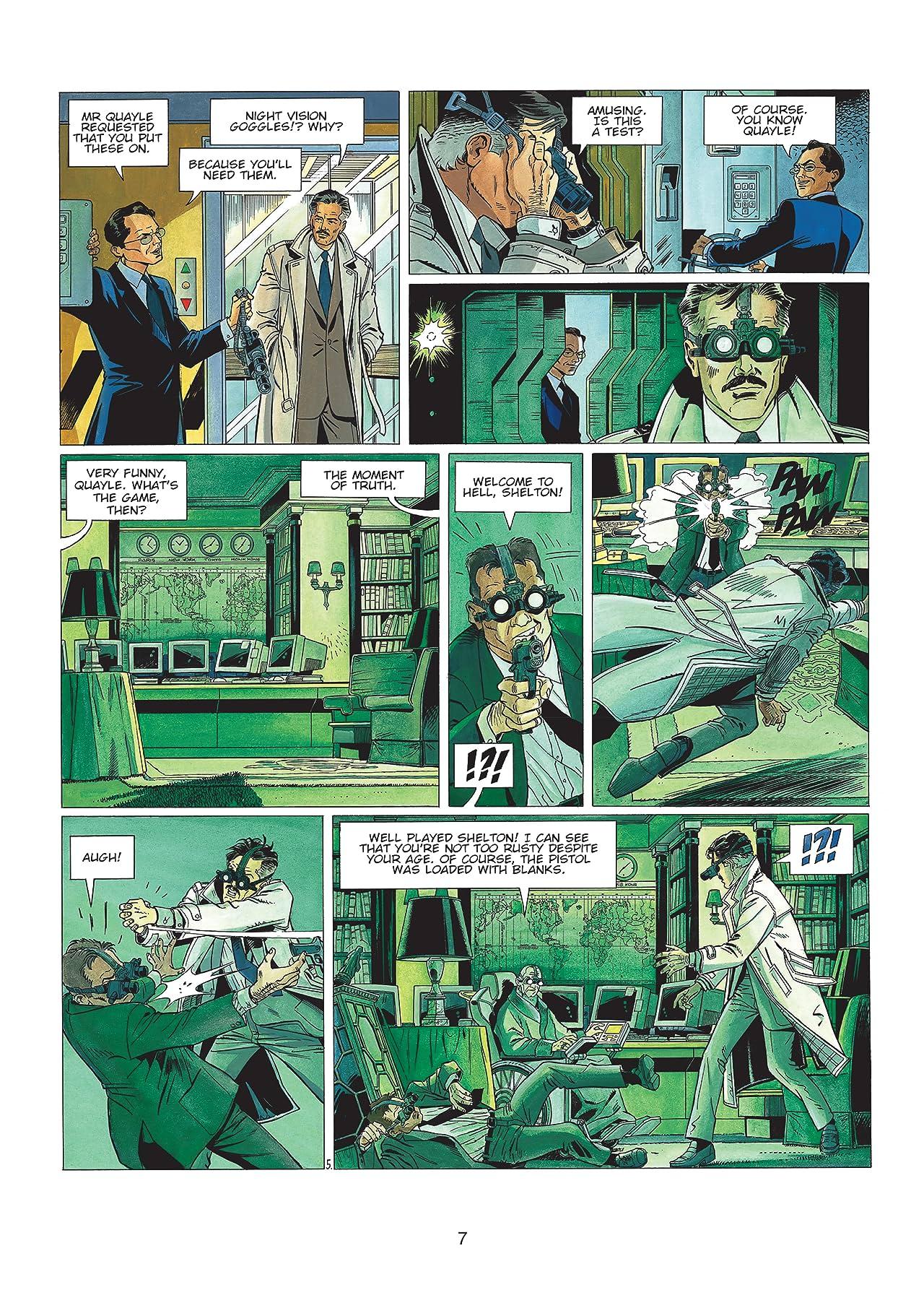Wayne Shelton Vol. 1: The Mission