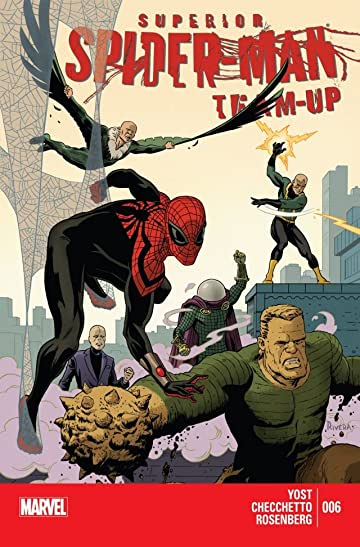 Superior Spider-Man Team-Up #6