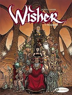 Wisher Vol. 2: The Faeriehood