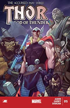 Thor: God of Thunder No.15
