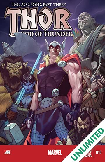 Thor: God of Thunder #15