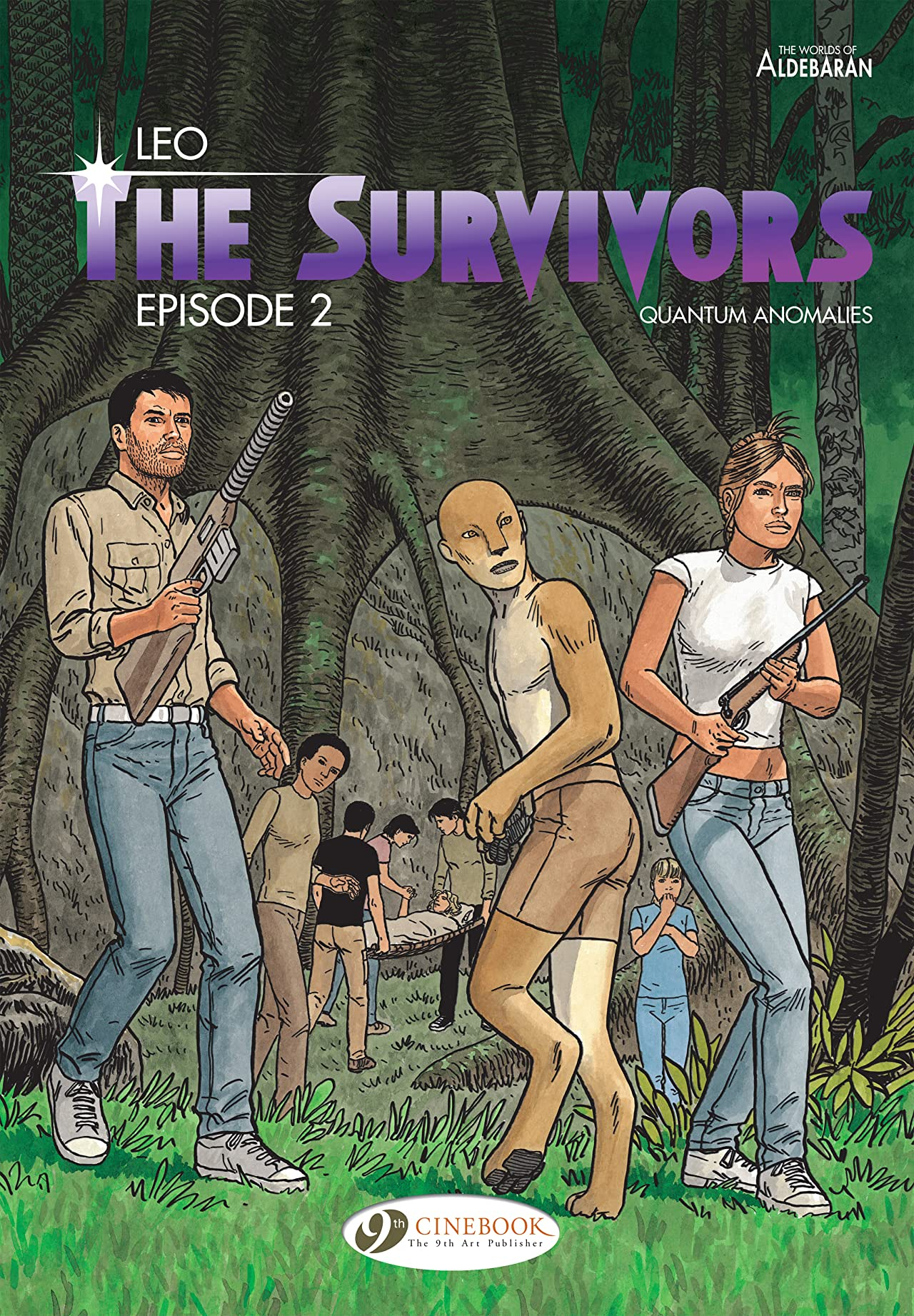 The Survivors Tome 2