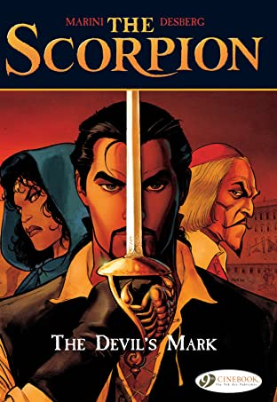The Scorpion Vol. 1: The Devil's Mark