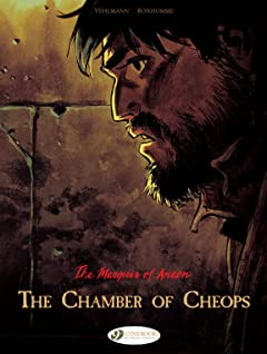 The Marquis of Anaon Vol. 5: The Chamber of Cheops