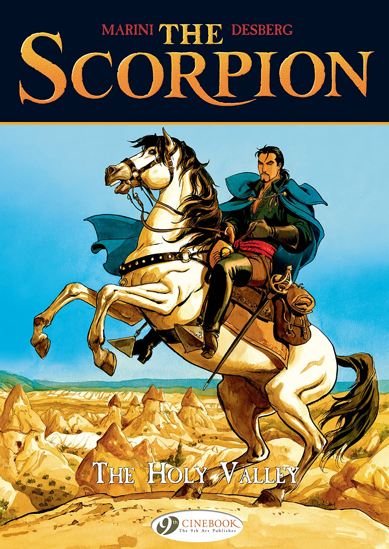 The Scorpion Vol. 3: The Holly Valley