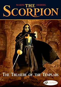 The Scorpion Tome 4: The Treasure of the Templars