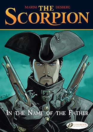 The Scorpion Vol. 5: In the Name of the Father