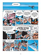 Spirou & Fantasio Vol. 8: Tough Luck Vito