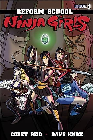 Reform School Ninja Girls #1