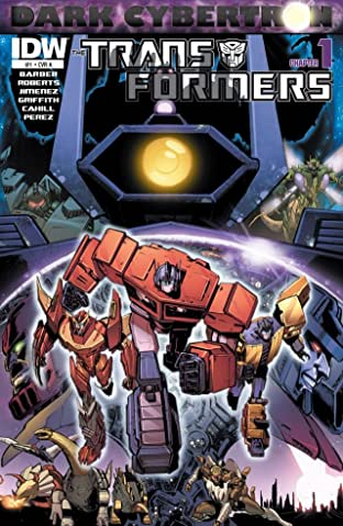 Transformers: Dark Cybertron #1