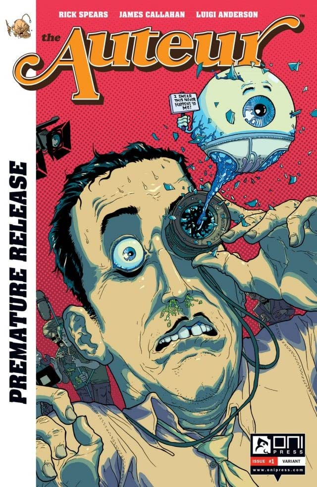 The Auteur #1: Premature release