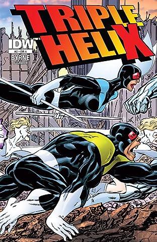 Triple Helix #2 (of 4)