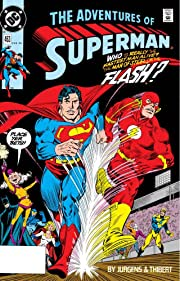Adventures of Superman (1986-2006) #463