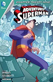Adventures of Superman (2013-2014) #29