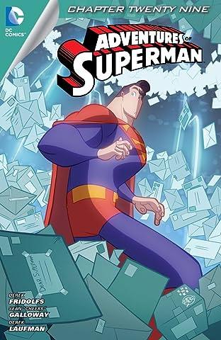 Adventures of Superman (2013-2014) #29