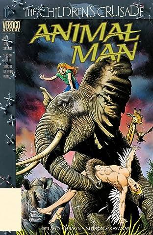 Animal Man (1988-1995) #1: Annual