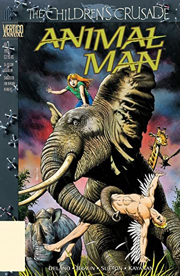 Animal Man (1988-1995): Annual #1