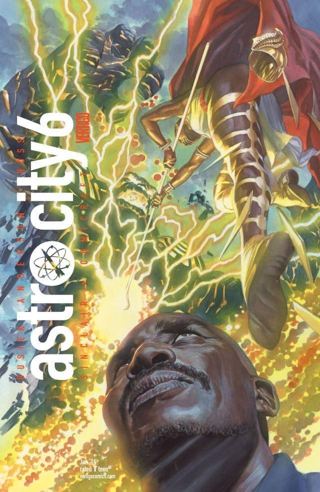 Astro City (2013-) #6