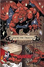 Fafnir the Dragon