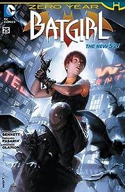 Batgirl (2011-2016) #25