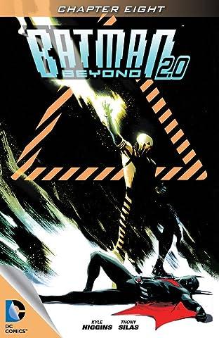 Batman Beyond 2.0 (2013-2014) #8