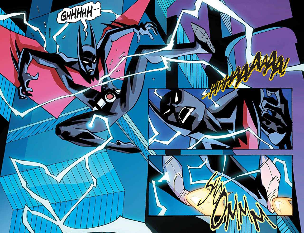Batman Beyond 2.0 (2013-2014) #8
