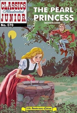 Classics Illustrated Junior #570: The Pearl Princess