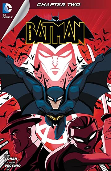 Beware the Batman (2013-2014) #2