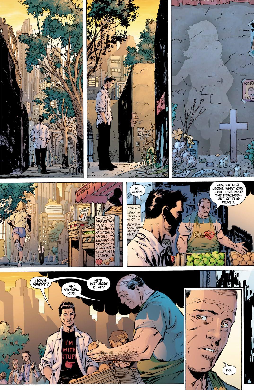 Superman (1987-2006) #205
