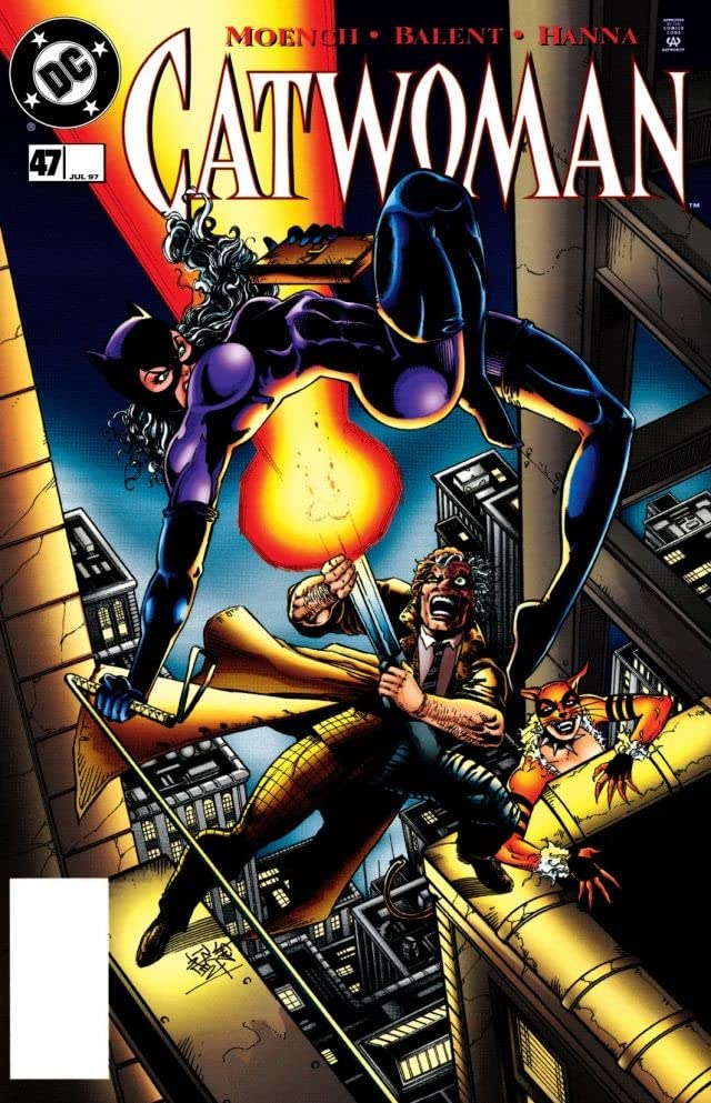 Catwoman (1993-2001) #47