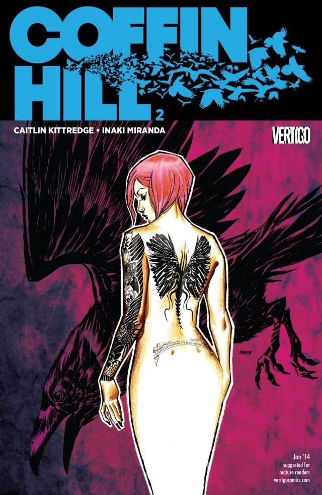 Coffin Hill (2013-) #2